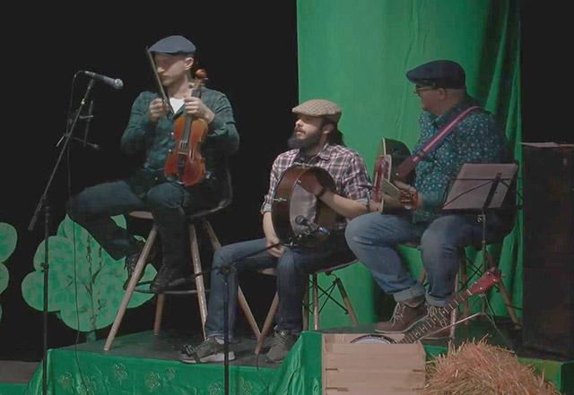 """Театр вогню, друїди й ірландська музика: в Кінному театрі масштабно відзначать """"Зелені свята"""""""